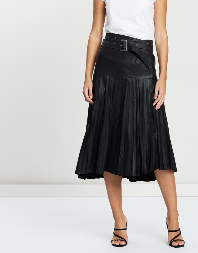 West 14th - Park Avenue Pleat Skirt