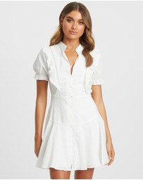 The Fated - Love Me Trim Dress