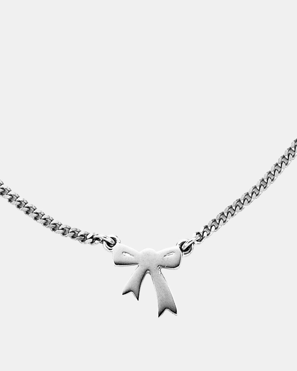 c5b9b8833c61 Mini Bow Necklace by Karen Walker Online