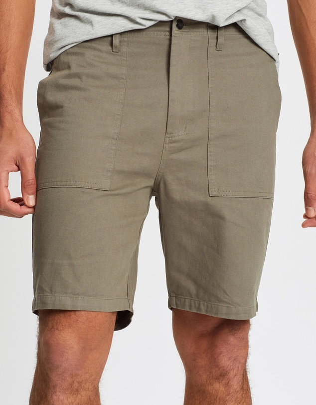 Staple Superior - Barkley Worker Shorts