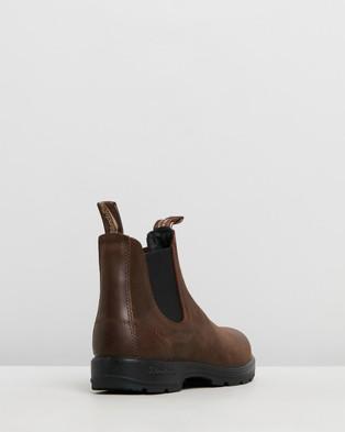 Blundstone Blundstone 1609   Unisex - Boots (Antique Brown)