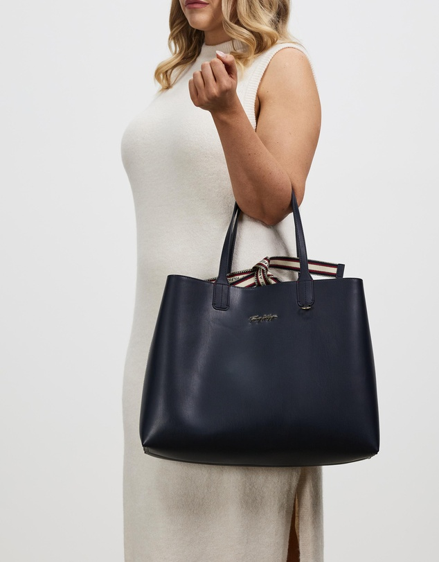 Women Iconic Tommy Tote