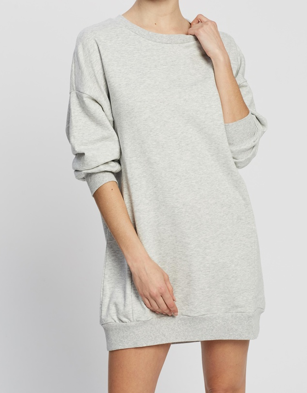 Dazie - Oversized Sweater Dress