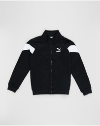 Puma - Iconic MCS Track Jacket - Teens