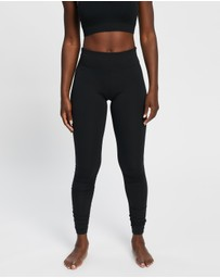 Sweaty Betty - All Day Rouche Hem Leggings