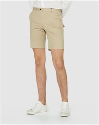 Jack London - Taupe Dress Shorts