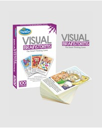 ThinkFun - Visual Brainstorms Game