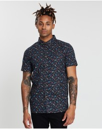 Staple Superior - Miami Yeah Printed SS Shirt