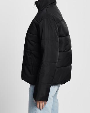 Hansen & Gretel Jilla Puffer Jacket - Coats & Jackets (Black)