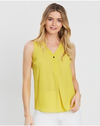 Dorothy Perkins - Sleeveless Shirt