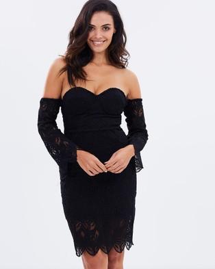SABAYA – Constance Dress – Dresses (Black)