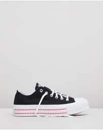 Converse - Chuck All Star Lift Love Canvas - Women's