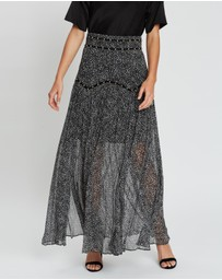 Thurley - Coco Maxi Skirt