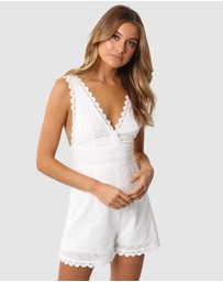 Madison The Label - Iris Playsuit
