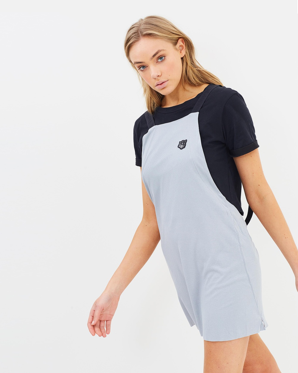 Hurley Quick Dry Tank Dress Dresses Grey Heather Quick Dry Tank Dress