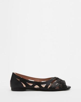 Dorothy Perkins - Pearlene Flats Sandals (Black)