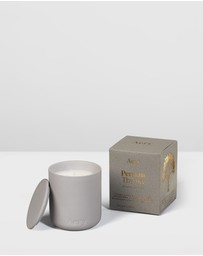 Aery Living - Fernweh Matte Ceramic Candle with Lid - Persian Thyme