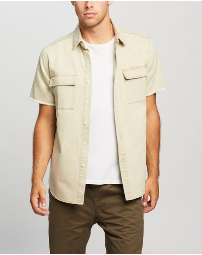 Commune - Cotton Twill Shirt