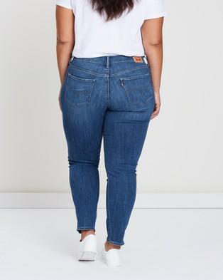 Levi's Curve 311 Shaping Skinny Jeans - Jeans (Secret Admirer)