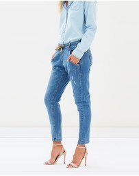 DRICOPER DENIM - Active Denim Jeans