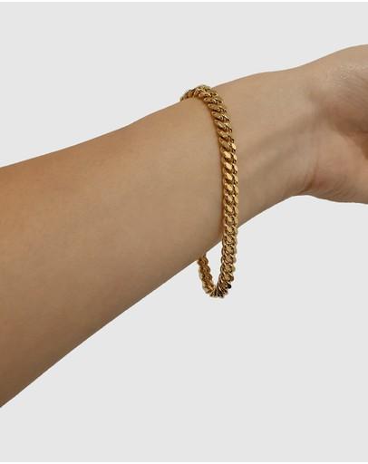 Alix Yang Andy Bracelet Gold
