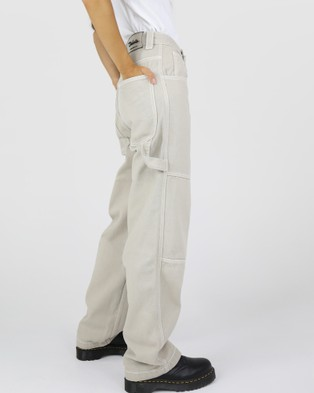 Dakota501 Carpenter Pant - Relaxed Jeans (Beige)
