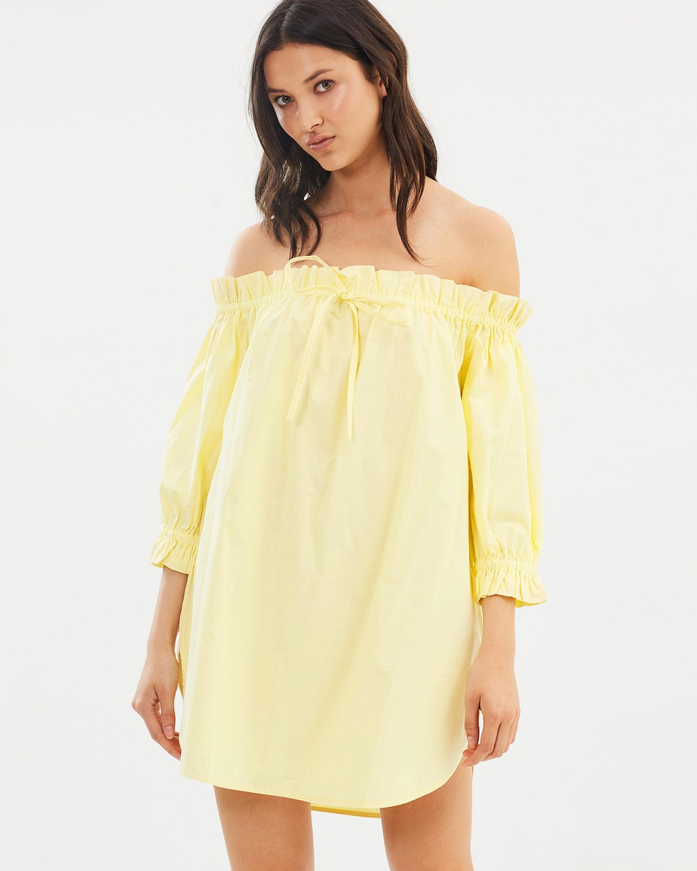 Maurie & Eve Marcello Dress Dresses Citron Marcello Dress