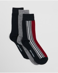 Ben Sherman - Grundy 3-Pack Socks