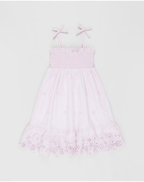 Cotton On Kids - Lily Mae Sleeveless Dress - Kids