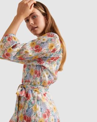 Sportscraft Meadow Liberty Dress - Dresses (multi)