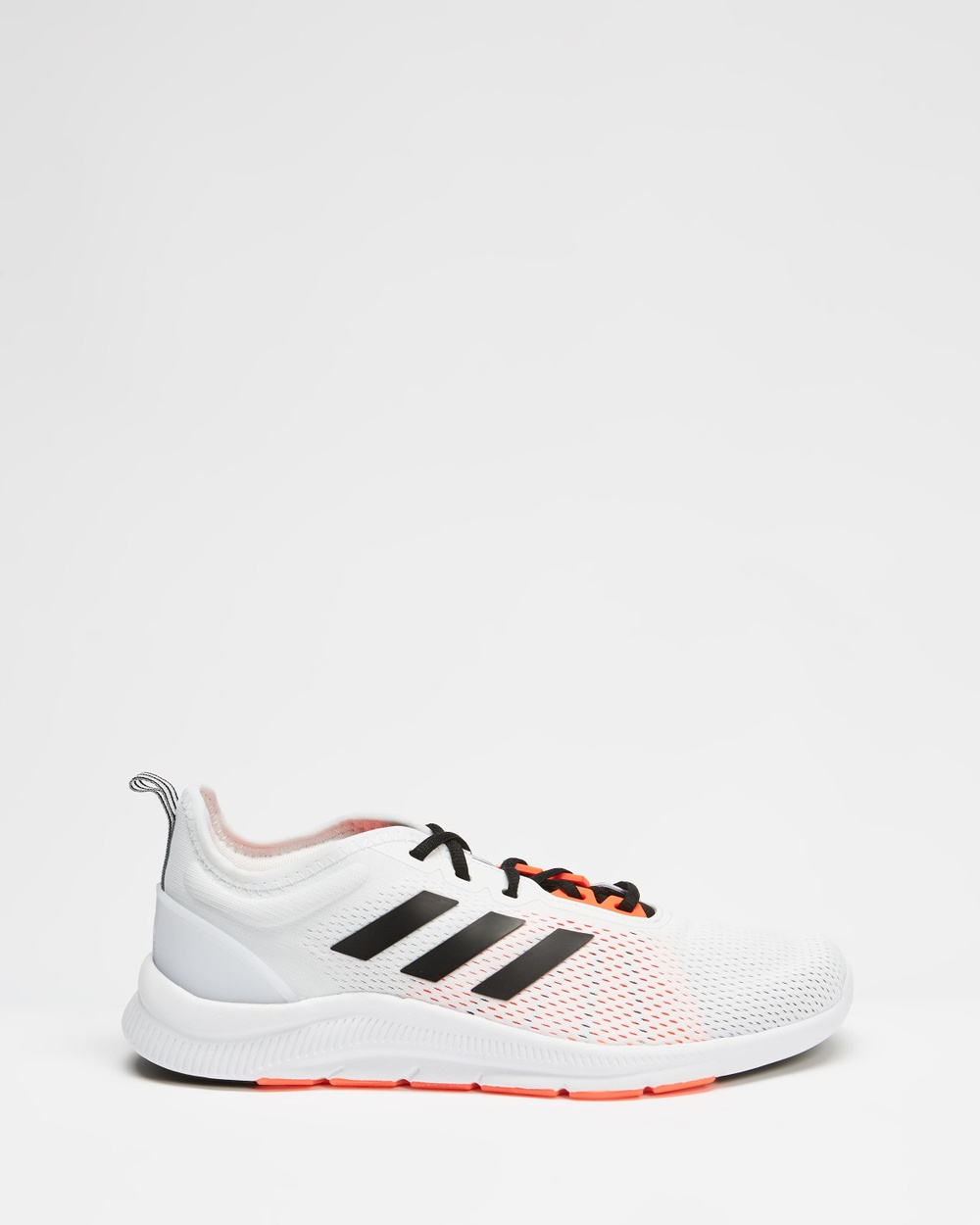 adidas Performance Asweetrain Shoes Men's Training Footwear White, Core Black & Solar Red
