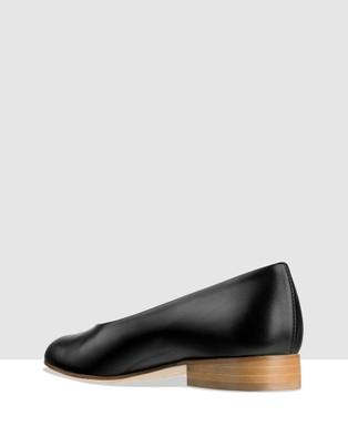 Habbot Rupert Ballet Flats - Ballet Flats (Black)