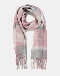 Forever New - Carmen Check Scarf