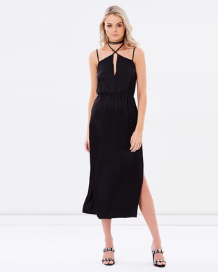 Staple the Label – Twilight Dress – Dresses (Black)