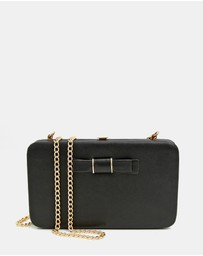 Belle & Bloom - Dance With Me Leather Clutch