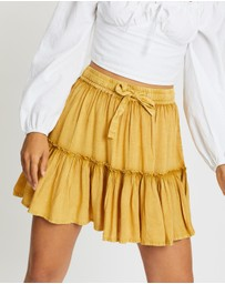 All About Eve - Supple Washed Skirt