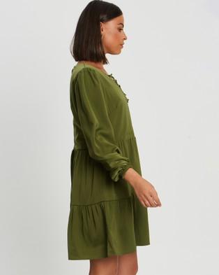 BWLDR Faithful Dress - Dresses (Pistachio)