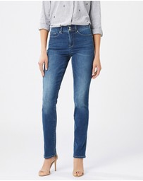 Jeanswest - Tummy Trimmer Slim Straight Jeans
