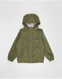 Abercrombie & Fitch - Hooded Fleece Jacket - Teens