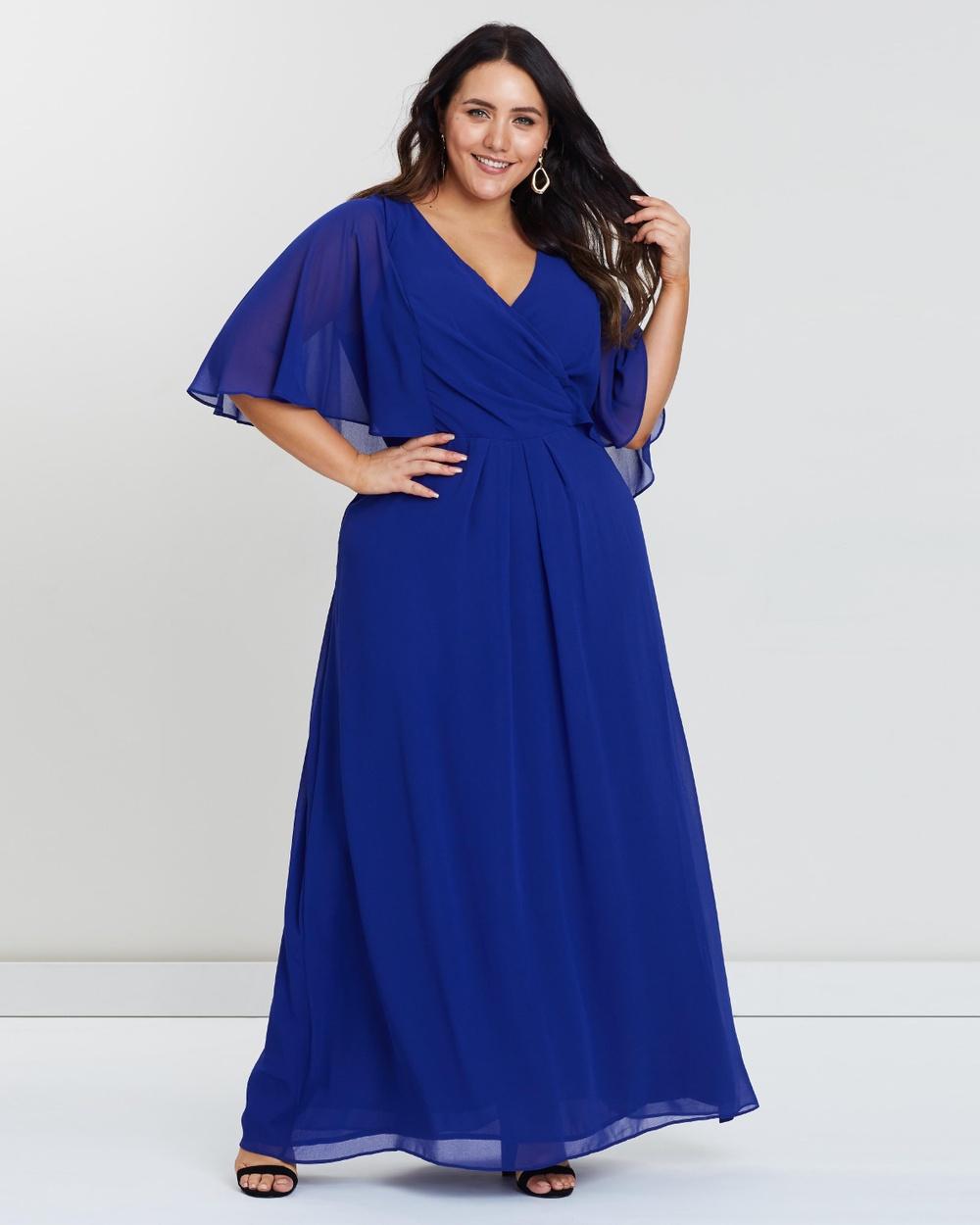 Studio 8 Cobalt Opal Dress