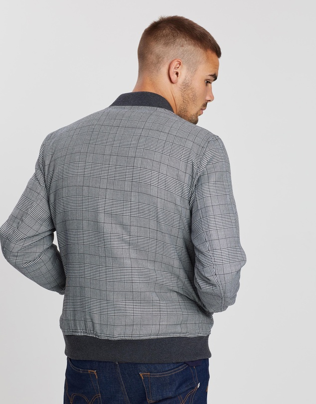 Ben Sherman - Checked Bomber