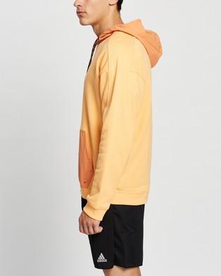adidas Originals R.Y.V. Utility Hoodie - Hoodies (Hazy Orange & Hazy Copper)