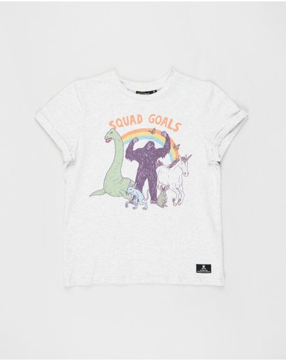 Rock Your Kid - Squad Goals SS T-Shirt - Kids
