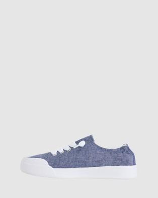 Sandler Switch - Slip-On Sneakers (DENIM)