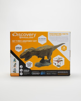 Discovery Anatomy T Rex Kit All toys T-Rex