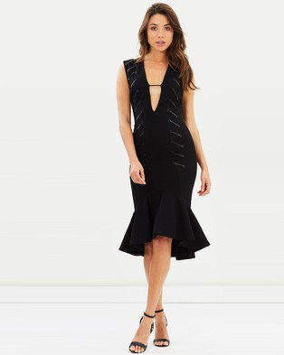 Bless'ed Are The Meek – Mirage Dress – Bodycon Dresses Black