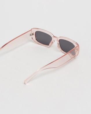 Reality Eyewear Xray Spex - Sunglasses (Berry)