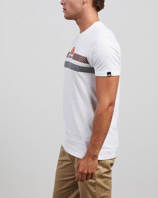 Ellesse Glisenta Tee - Short Sleeve T-Shirts (White)