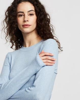 Sportscraft Hayley Cotton Modal Tee - T-Shirts & Singlets (blue)