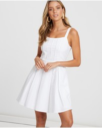 Alys - Piper Pin Tuck Dress